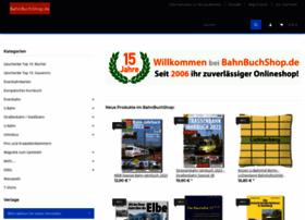 Bahnbuchshop.de thumbnail