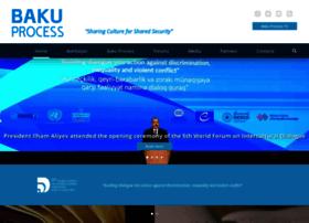 Bakuprocess.az thumbnail