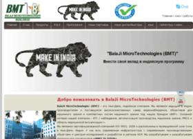 Balaji-microtechnologies.ru thumbnail