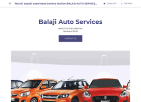 Balajiautoservices.in thumbnail