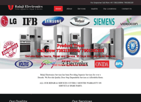 Balajielectronics.in thumbnail