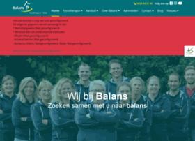 Balansfysiotherapie.nl thumbnail