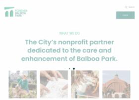 Balboaparkconservancy.org thumbnail