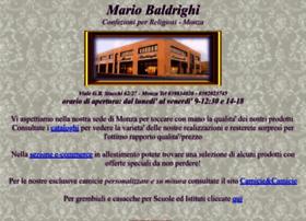 baldrighi.it at WI. Mario Baldrighi Confezioni per Religiosi 99e334d88894