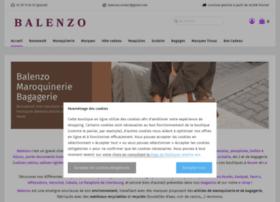 Balenzo.com thumbnail