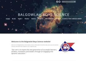 Balgowlahboys.science thumbnail
