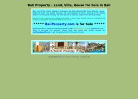 Baliproperty.com thumbnail