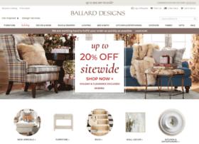 At Wi European Inspired Home Furnishings Ballard Designs