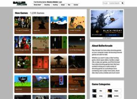 Ballerarcade.com thumbnail