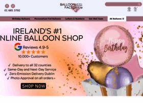 Balloonfactory.ie thumbnail