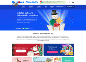 Balloonmonkey.co.uk thumbnail