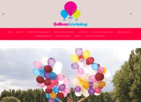 Balloonworkshop.co.uk thumbnail