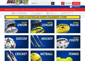 Ballsports.com.au thumbnail