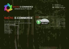 Baltic-ecommerce.de thumbnail