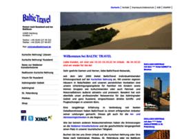 Baltictravel.de thumbnail