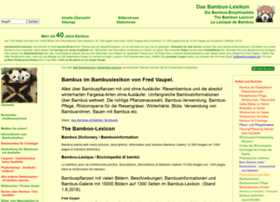 Bambus-lexikon.de thumbnail