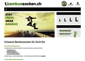 Bambussocken.ch thumbnail