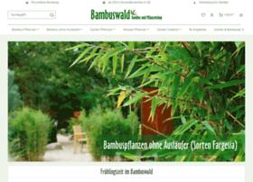 Bambuswald.de thumbnail