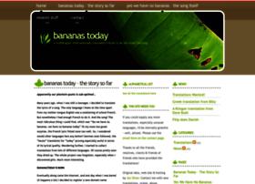 Bananastoday.co.uk thumbnail