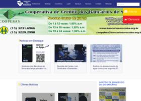 Bancariosorocaba.com.br thumbnail