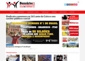 Bancariospe.org.br thumbnail