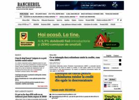 Bancherul.ro thumbnail