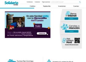 Banco-solidario.com thumbnail