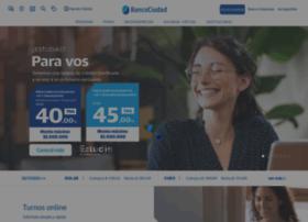Bancociudad.com.ar thumbnail