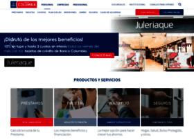 Bancocolumbia.com.ar thumbnail
