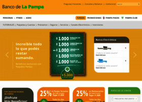 Bancodelapampa.com.ar thumbnail