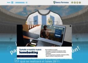 Bancoformosa.com.ar thumbnail