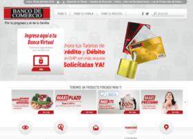 Bancomercio.com.pe thumbnail
