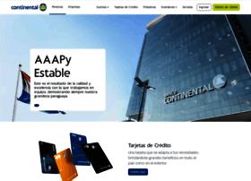 Bancontinental.com.py thumbnail