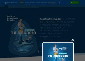 Bancopacifico.com.ec thumbnail