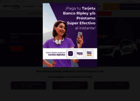 Bancoripley.com.pe thumbnail