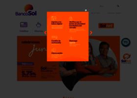 Bancosol.com.bo thumbnail