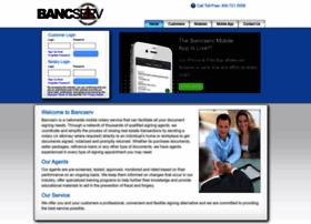 Bancserv.net thumbnail
