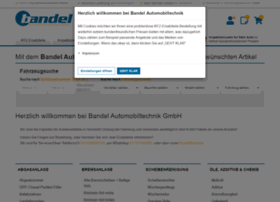 Bandel-online.de thumbnail
