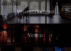 Bandfabrik-wuppertal.de thumbnail