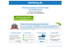 Bandorg.de thumbnail