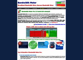 Bandwidth-meter.net thumbnail
