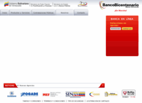Banfoandes.com.ve thumbnail