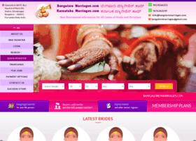 Bangaloremarriages.com thumbnail