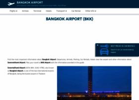 Bangkok-airport.net thumbnail