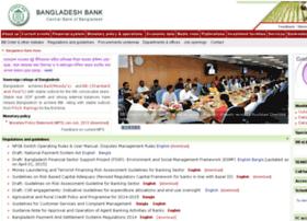 Bangladesh-bank.org thumbnail