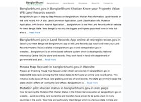 Banglarbhumi.org thumbnail