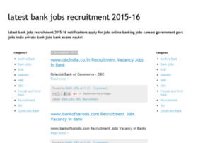 Bank-jobs.co.in thumbnail