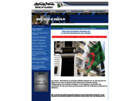 Bank-of-algeria.dz thumbnail