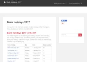 Bankholidays-2015.co.uk thumbnail