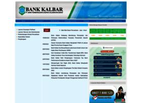 Bankkalbar.co.id thumbnail